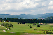 Landschaft bei Furth im Wald, Bayerischer Wald, Bayern, Deutschland | landscape near Furth im Wald, Bavarian Forest, Bavaria, Germany