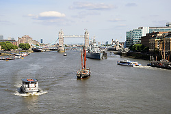 River Thames, London UK