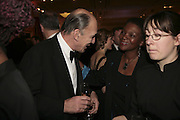 General Sir Michael  Jackson and Baroness Amos, Morgan Stanley Great Briton 2006. The Guildhall. Basinghall st. London. 18 January 2006. h by Dafydd Jones. 248 Clapham Rd. London SW9 0PZ. Tel 0207 820 0771. www.dafjones.com.
