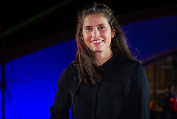 September 30, 2018 - Julia Goerges of Germany on the red carpet at the 2018 China Open WTA Premier Mandatory tennis tournament players party (Credit Image: © AFP7 via ZUMA Wire)