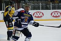 Ishockey , Get - ligaen <br /> 21.09.2009 <br /> Hamar OL-Amfi<br /> Storhamar  Dragons  v  Sparta Sarpsborg<br /> Foto:Dagfinn Limoseth  -  Digitalsport<br /> Dion Knelsen , Sparta