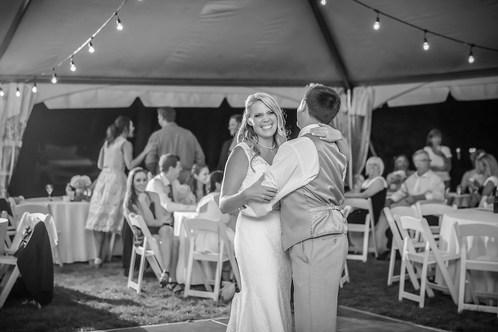 Erin & Jack's Beautiful Country Wedding