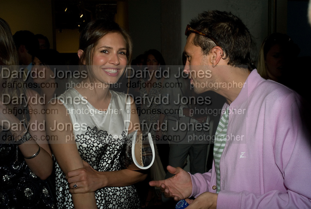 DAN MACMILLAN, Mario Testino: Obsessed by You -  private view<br />Phillips de Pury & Company, Howick Place, London, SW1, 2 July 2008 *** Local Caption *** -DO NOT ARCHIVE-© Copyright Photograph by Dafydd Jones. 248 Clapham Rd. London SW9 0PZ. Tel 0207 820 0771. www.dafjones.com.