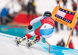 25.01.2020, Streif, Kitzbühel, AUT, FIS Weltcup Ski Alpin, Abfahrt, Herren, im Bild Beat Feuz (SUI) // Beat Feuz of Switzerland in action during his run in the men's downhill of FIS Ski Alpine World Cup at the Streif in Kitzbühel, Austria on 2020/01/25. EXPA Pictures © 2020, PhotoCredit: EXPA/ Johann Groder