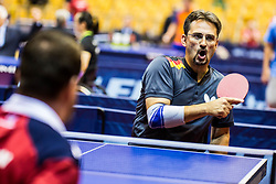 GUERTLER Jan of Germany during SPINT 2018 Table Tennis world championship for the Disabled, Day One, on October 16th, 2018, in Dvorana Zlatorog, Celje, Slovenia. . Photo by Grega Valancic / Sportida
