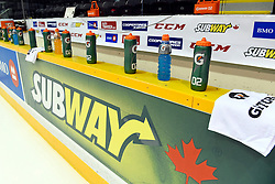 Game 3 of the 2014 SUBWAY Super Series in Peterborough on Thurs. Nov. 13, 2014. Photo by Aaron Bell/OHL Images