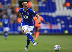Marc Roberts of Birmingham City - Mandatory by-line: Paul Roberts/JMP - 26/08/2017 - FOOTBALL - St Andrew's Stadium - Birmingham, England - Birmingham City v Reading - Sky Bet Championship