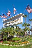 Hotel Del Coronado Marquee Sign, Coronado Island, California