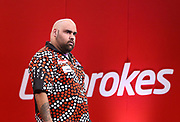 Kyle Anderson during the 2018 Players Championship Finals at Butlins Minehead, Minehead, United Kingdom on 23 November 2018.