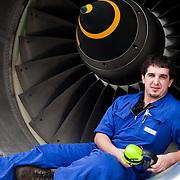 Aeronautics technician trainee