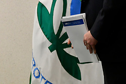 Andrew Wheeler, EPA Acting Administrator announce the U.S. Environmental Protection Agency Per- and Polyfluoroalkyl Substances (PFAS) Action Plan outlining, enforcement, clean up strategies and expansion of monitoring activities of PFAS in the environment, during a February 14, 2019 press conference at the agencies regional office in Philadelphia, PA.