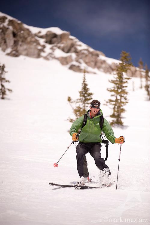 Ski Utah Interconnect Tour, Spring 2008