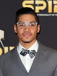 Louis Smith arriving at the BBC Sports Personality of the Year awards in London, Sunday, 16th December 2012.  Photo by: Stephen Lock / i-Images