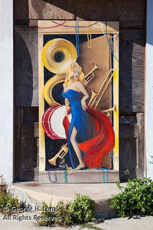 door painting in Bywater