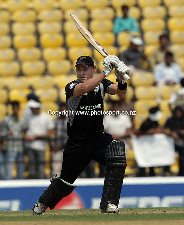 ICC Cricket World Cup. New Zealand Black Caps v Australia at the Vidarbha Cricket Association Ground. Friday February 25, 2011. Nagpur, India. Photo: photosport.co.nz