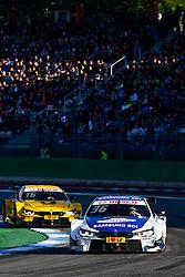 October 16, 2016 - Hockenheim, Germany - Motorsports: DTM race Hockenheim, Saison 2016 - 9. Event Hockenheimring, GER, #36 Maxime Martin (BEL, BMW Team RBM, BMW M4 DTM) (Credit Image: © Hoch Zwei via ZUMA Wire)