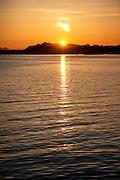 Sunset, Sitka, Southeast, Alaska