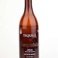 El Conquistador anejo -- Image originally appeared in the Tequila Matchmaker: http://tequilamatchmaker.com