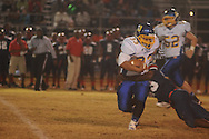 Oxford High's Collin Le (33) vs. Clarksdale High in Clarksdale, Miss. on Friday, November 2, 2012. Oxford won.