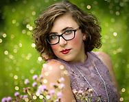 Gillian Demofonte Senior Portrait