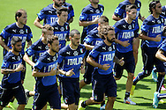 Italy training at Portobello Resort, Natal<br /> Picture by Stefano Gnech/Focus Images Ltd +39 333 1641678<br /> 22/06/2014