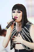 12.MAY.2011. CANNES<br /> <br /> JESSIE J PERFORMING AT THE 64TH CANNES INTERNATIONAL FILM FESTIVAL 2011 IN CANNES, FRANCE.<br /> <br /> BYLINE: EDBIMAGEARCHIVE.COM<br /> <br /> *THIS IMAGE IS STRICTLY FOR UK NEWSPAPERS AND MAGAZINES ONLY*<br /> *FOR WORLD WIDE SALES AND WEB USE PLEASE CONTACT EDBIMAGEARCHIVE - 0208 954 5968*