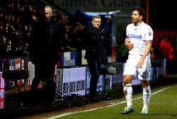 Leeds United manager Garry Monk - Mandatory by-line: Robbie Stephenson/JMP - 09/01/2017 - FOOTBALL - Cambs Glass Stadium - Cambridge, England - Cambridge United v Leeds United - FA Cup third round