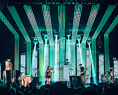 The Postal Service at The Mondavi Center for The Arts - Davis, CA - 4/10/13