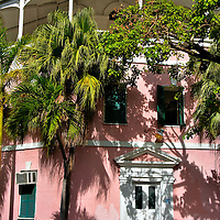 Public Library in Nassau, Bahamas<br />