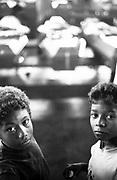 Crianças no enterro das vitimas do massacre do Eldorado dos Carajás, ocorrido em 1998..Children in the funeral of the you sacrifice of the massacre of Eldorado of Carajás, happened in 1998.