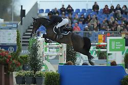 Lopez Lizarazo Carlos Enrique, (COL), Admara 2<br /> CSI4* Qualifikation DKB-Riders<br /> Horses & Dreams meets Denmark - Hagen 2016<br /> © Hippo Foto - Stefan Lafrentz