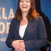 NLD/Amsterdam/20151120 - Angela Groothuizen lanceert het grote Sinterklaas Meezingboek , Kim-Lian van der Meij