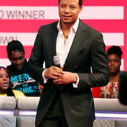 """""""106th & Park"""" Presents Terrence Howard and Juicy J"""