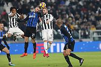 09.12.2017 - Torino - Serie A 2017/18 - 16a giornata  -  Juventus-Inter nella  foto: Gonzalo Higuain e Davide Santon