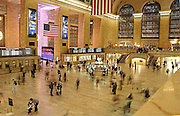 Grand Central Station Interior, NYC