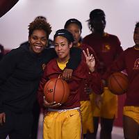 USC Women's Basketball | ASU | 2017