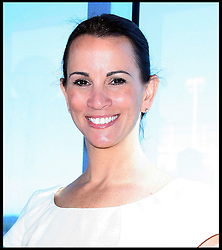 Lose Women TV Presenter Andrea McLean  during the P&O Crusies launch for the ship Azura in Southampton, April 2010. The presenter has recenty split from her husband steve. Photo By i-Images