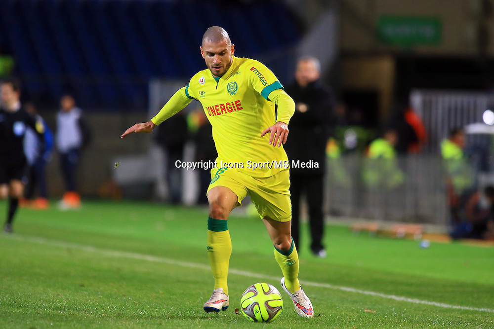 Vincent BESSAT  - 24.01.2015 - Montpellier / Nantes  - 22eme journee de Ligue1<br />