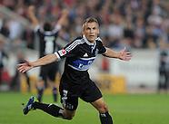 Fussball Bundesliga 2011/12: VFB Stuttgart - Hamburger SV