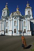 St. Niklas Church.