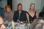 VIVIENNE WESTWOOD; JUERGEN TELLER; KRISTEN MCMENAMY, Juergen Teller: Woo, Institute of Contemporary Arts, London. 22 January 2012