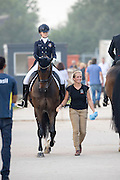 Juliette Ramel - Buriel K.H.<br /> CDI Roosendaal 2016<br /> © DigiShots