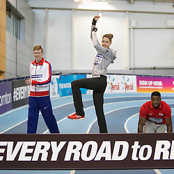 Great British Athletics Press Conference | Sheffield | 26 February 2016