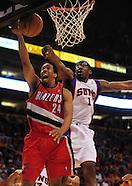 NBA: Portland Trailblazers vs Phoenix Suns//Round 1 Playoffs//20100418