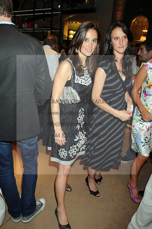 PIPPA MIDDLETON at a party to celebrate the publication of Sashenka by Simon Sebag-Montefiore held at Asprey, Bond Street, London on 1st July 2008.<br /><br />NON EXCLUSIVE - WORLD RIGHTS