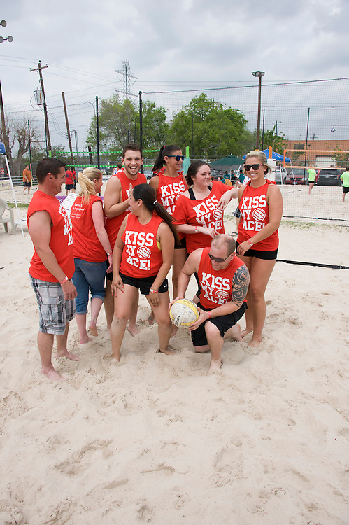 2013 HAA Volleyball Tournament held at Third Coast Volleyball on Friday, March 23.