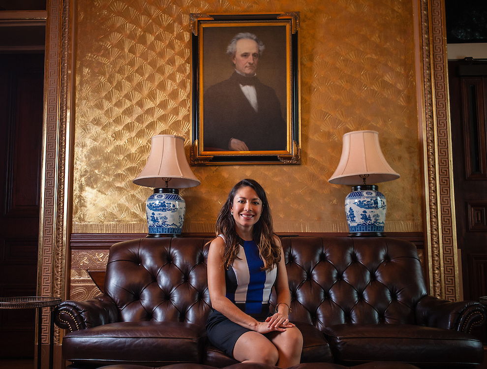 WASHINGTON, DC -- 11/12/15 -- Katherine Vargas, director of Hispanic Media for the White House, is leaving for a new job at Google..…by André Chung #_AC21592