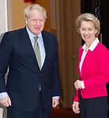 EU President visit 8th January 2020