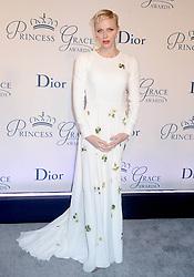 Princess Charlene of Monaco at The 2016 Princess Grace Awards Gala at Cipriani 25 Broadway on October 24, 2016 in New York City, NY, USA.
