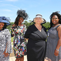 Evelyn Bush, Tenesha Allen, Patti Callahan, Danielle Thomas